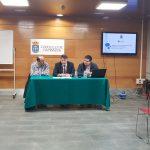 Charla programa a favor de contratación y formación de jóvenes 2018